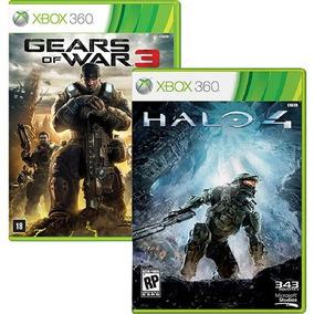 Super Kit 6 Jogos Xbox 360 Originais Lacrados Leia Anúncio