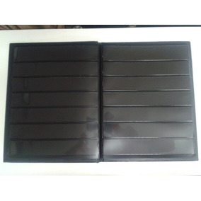 03-classificador P/selos 20 Pag. C/ Estojo- Album Para Selos