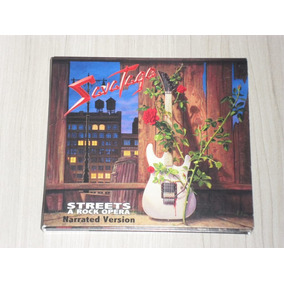 Box Savatage - Streets A Rock Opera (digipack Deluxe + Dvd)