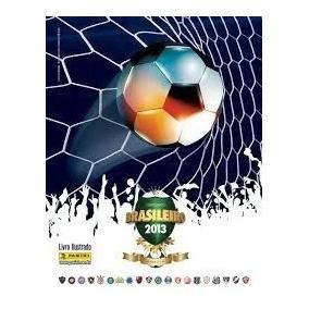 Album Campeonato Brasileiro 2013 -novo