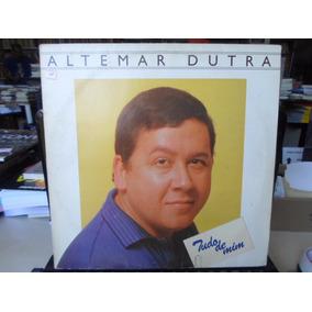 Altemar Dutra / Lp Tudo De Mim / 1982