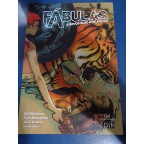 Fábulas Volume 02: A Revolução Dos Bichos