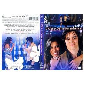 dvd cidia e dan duetos romanticos 1