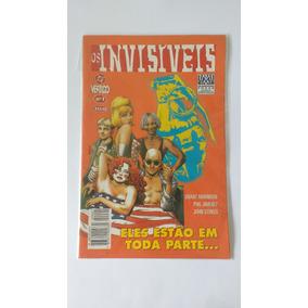 Os Invisíveis #1