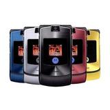 Motorola V3 V3i Todos Los Colores Envio Gratis Todo El Pais