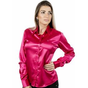 cade8f40fd Camisa Feminino Tamanho Xg XG Rosa claro em Santa Catarina no ...