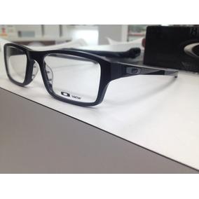 Oculos Receituario Oakley Chamfer Ox8039l-0153 Santin Black e63d086124