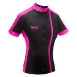 Camisa Bike Ims Citrino (rosa Fluor, Gg)