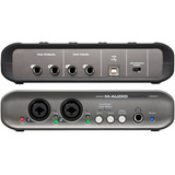 M Audio Interface 2 Canales Mobile Pre Fast Track