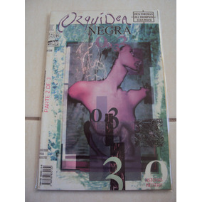 Orquidea Negra # 02 - Vertigo - Metal Pesado