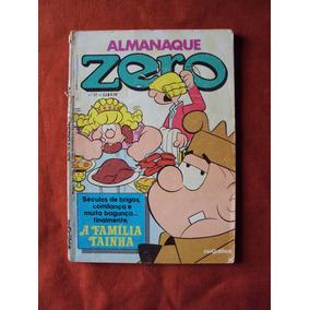 Gibi Almanaque Zero N.37 Frete R$ 9,5