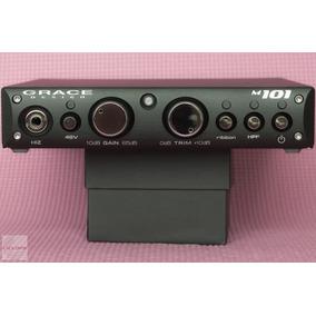 Grace Design M101 Pre Amplificador Mic Focusrite Avalon Api