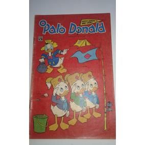 Revista Pato Donald N° 1214 Ano 75 Editora Abril Bom Estado