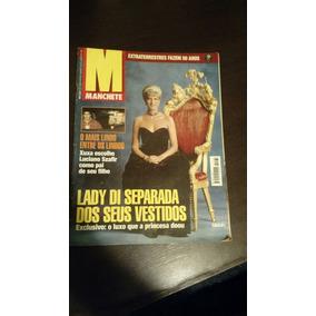 Antiga Revista Manchete. Junho De 1997