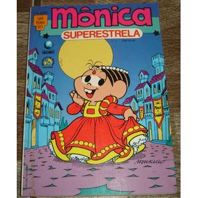 Gibi Mônica Super Estrela Edição Especial