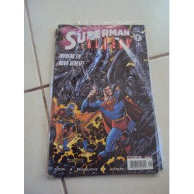 Superman Versus Aliens 2 - 1 De 2 - Mythos