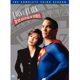 Lois & Clark - 2ª 3ª E 4ª Temporada Completa