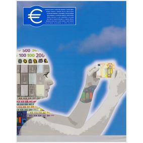 Pôster - As Moedas De Euro / Todos Os Países