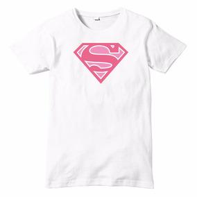 Playera Supergirl Imprecion Digital Dc Comics