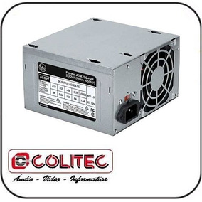Fonte Atx Pc 200w Real 20+4 Pinos Fortrek