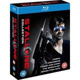 The Sylvester Stallone Collection [5 Blu-rays] Lacrado Impor