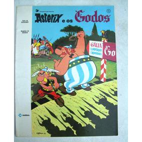 Hq: Asterix E Os Godos - Vol. 15 - Cedibra - Capa Mole