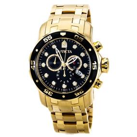 ed819773520 Relógio Invicta 9110 Pro Diver 21 Jewels Automatic! Leilão ...