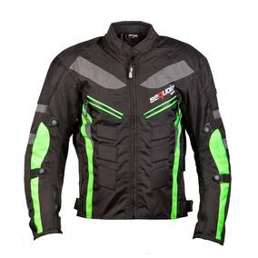 Chaqueta Protección Moto Motociclista Impermeable Talla 2xl