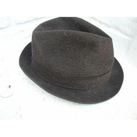 Sombrero Willoughby Fieltro Hombre Francés Circun 57-58 a1e391cf982c