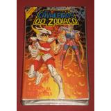 Vhs Cavaleiros Do Zodíaco - A Batalha Dos Deuses Original