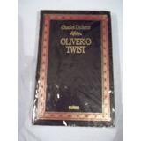 Libro Oliverio Twist, Charles Dickens.