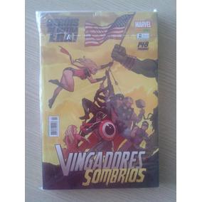 Vingadores Sombrios Vols. 1 E 2 (box)