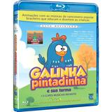 Blu-ray Galinha Pintadinha E Sua Turma - Frete 10 Reais