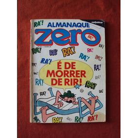 Gibi Almanaque Zero N.24 Frete R$ 9,5