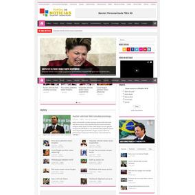 Portal De Notícias (layout Ou Sistema Completo) Leia! - Programas e ... 2bdbd93b24b97