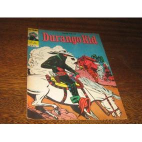 Durango Kid (nevada) 3ª Série Nº 11 Junho/1975 Editora Ebal