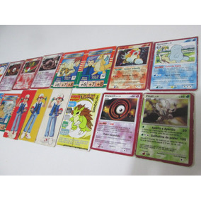 Cards Pokemon Cartas Raras