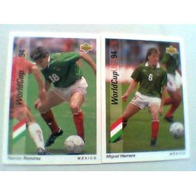 Ramon Ramirez Sel. Mexicana De Futbol Mundial Usa 94 7529121b22ad4