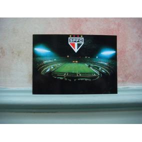 Cartão Postal Estadio Morumbi São Paulo Sp Antigo C-18