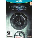 Resident Evil Revelations - Wii U - Nuevo Sellado