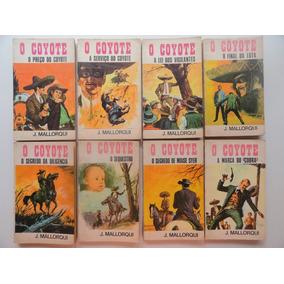 O Coyote - Diversos Números - J. Mallorqui - Ed. Bruguera