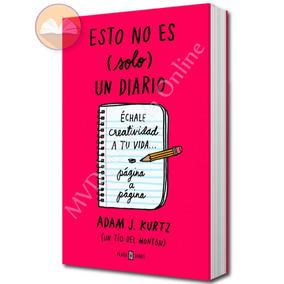 Esto No Es (solo) Un Diario - Rojo - Adam J. Kurtz