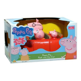 Peppa Pig Carro Musical - Pronta Entrega.