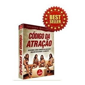 Código Da Atração2 -bestseller Matador - Livro Impresso Novo