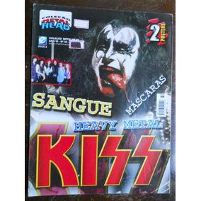 Coleção Metal Head - Kiss - 2 Posters