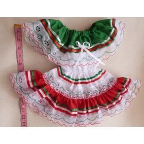 Vestido Tricolor Niña 1 Año C Envio