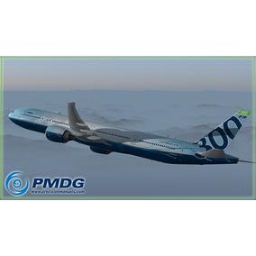 Fsx Pack Pmdg - Boeing 777-200/300 C/ Ativação Automática