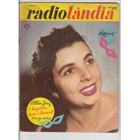 Revista Radiolândia Nº 95 - 28/01/1956