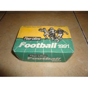 Fleer Ultra Football 1991 Caja Set Completo 300 Tarjetas +++
