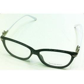 d1caf6a0dc6ac Oculos Grau Tiffany Branco - Óculos no Mercado Livre Brasil